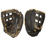 """Baseball and Softball Leather and Nylon Glove - 14"""""""