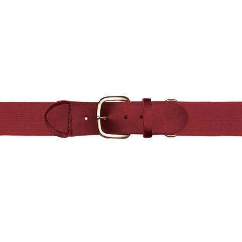 "Cardinal Adjustable Adult Baseball Uniform Belt - Size 22""- 46"""