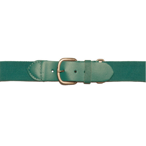 """Teal Adjustable Youth Baseball Uniform Belt - Size 18"""" - 32"""""""