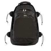 Deluxe Athletes All Purpose Backpack - Black