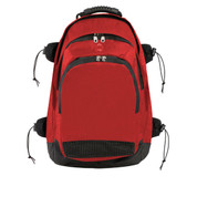 Deluxe Athletes All Purpose Backpack - Red