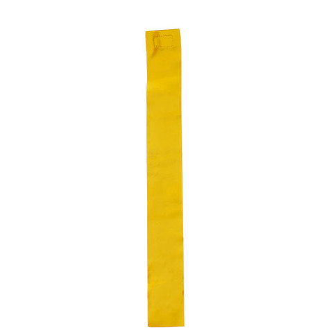 Yellow Velcro Replacement Flag Football Flags Set of 12