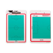 Soccer Clipboard Dry Erase Coaches Board