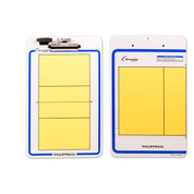 Volleyball Clipboard Dry Erase Coaches Board