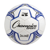Blue/White Champion Sports Challenger Series Size 3 Soccer Ball