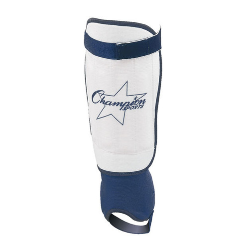 Ultra Light Adult Large Soccer Shinguard and Ankle Pad