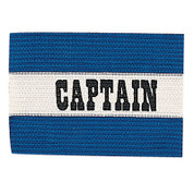 Royal Blue Youth Soccer Captain Arm Band