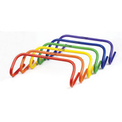 "Champion Sports 6"" Speed Hurdle Set"