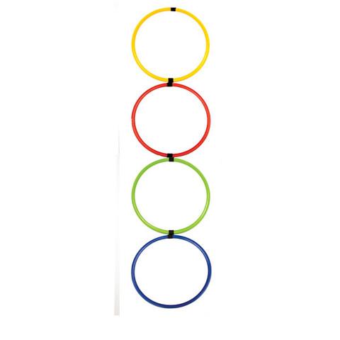 Athlete Sports Hoop Agility Training Ladder