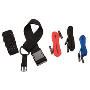 Multi-Level Agility Reaction Belt Set for Partner Training