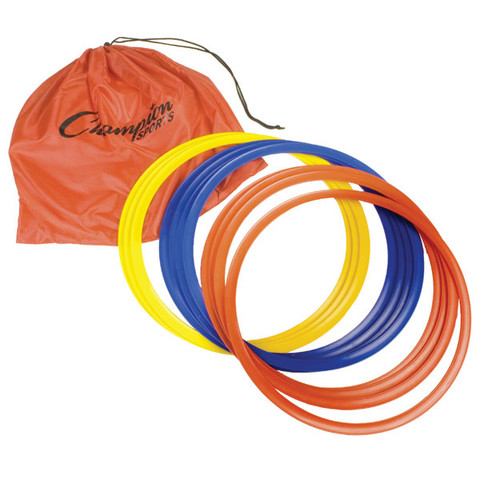 Speed Ring Agility Practice Set, 16-Inch