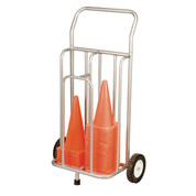 Steel Sports Cone Storage Transport Cart