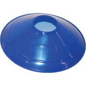 "Black Champion Sports 9"" Saucer Low Profile Field Cone"