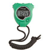 Economy Sports Stop Watch - Green