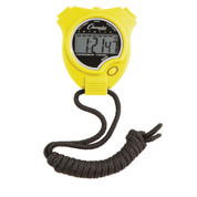 Economy Sports Stop Watch - Yellow