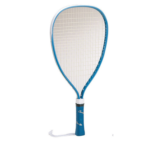 Oversize Aluminum Racquetball Racket with Nylon Strings