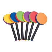Chamion Sports Rhino Skin� Multicolor Racket Set