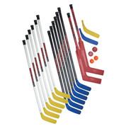 """Street, Floor Hockey Senior Hockey Set w/ 47"""" Rhino� Stick"""