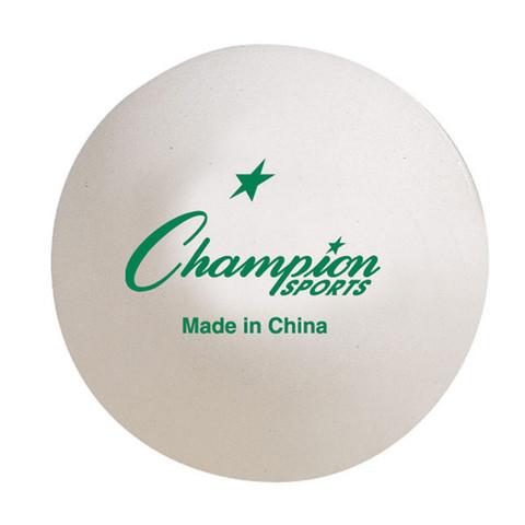 Institutional Grade Tournament Table Tennis Ball