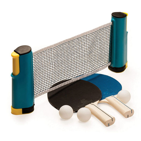 Play Anywhere Table Tennis to Go Net and Posts
