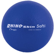 Royal Blue Rhino Skin Softi Foam Multipurpose Game Ball
