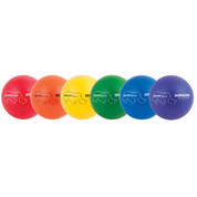 Rhino Skin Multicolor Tearproof Foam Dodgeball Set