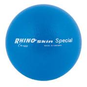 Neon Blue Rhino Skin Ball Soft Children's Play Ball