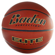 Men's Baden Perfection Elite Indoor Composite Leather Basketball