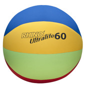 Lightweight Physical Education Cage Ball Set Rhino� Ultra-Lite 60-Inch