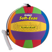 All-weather Beginner Volleyball Rhino� Soft-Eeze 10-Inch