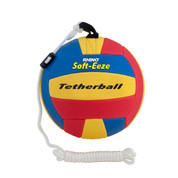 All-weather Beginner Volleyball Rhino� Soft-Eeze 9-Inch