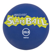 20lb Rhino� Slam Ball Textured Medicine Ball