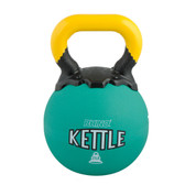 Rubber Exercise Kettle Bell 25lb Rhino� Green