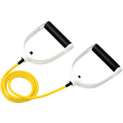 Exercise Extra Light Resistance Tubing - Yellow
