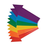 Direction Arrows Gym Marker Set for PE Games