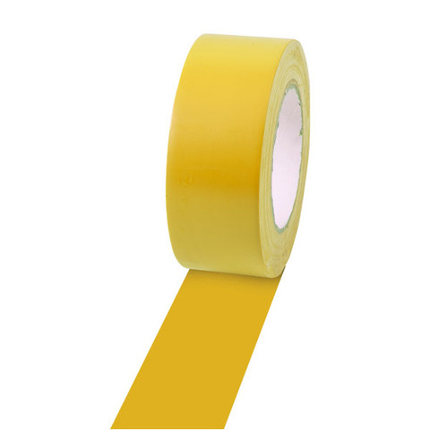Yellow Gym Floor Marking Tape Two-Inch Wide by 36 Yards Long