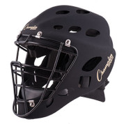 Youth Hockey Style Catcher's Mask - Matte Black