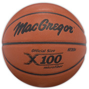 Men's MacGregor X100 Indoor Composite Leather Basketball