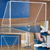 SSG / BSN Portable, Foldable Indoor Soccer Goal