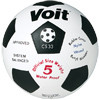 Voit Rubber Soccer Ball - Size 4