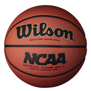 Men's Official NCAA Indoor Composite Leather Wilson  Basketball
