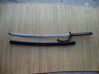 Scratch and Dent RK Entry Level Samurai Sword #4