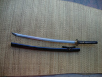 Scratch and Dent RK Entry Level Samurai Sword #6