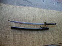Scratch and Dent RK Entry Level Samurai Sword #8