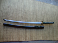 Scratch and Dent RK Entry Level Samurai Sword #9