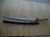 Scratch and Dent RK Entry Level Samurai Sword #11
