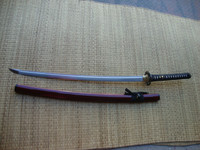 Scratch and Dent RK Entry Level Samurai Sword #12