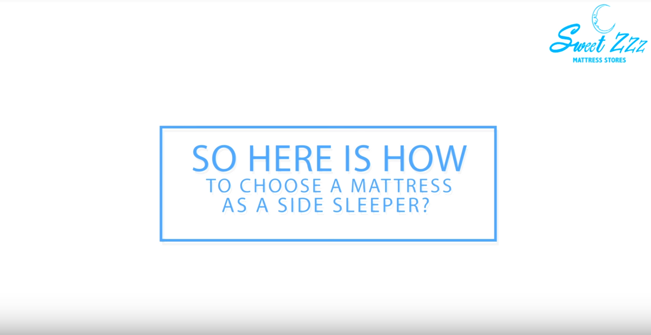 mattress buying guide for side sleepers