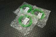 Lot of 3 IFM E12283 Male RJ45 to Male M12 Cable 5 Meter OEM NEW