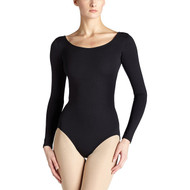 TB135 - Capezio Adult Long Sleeve Leotard